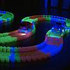 Детский светящийся гибкий трек Magic Tracks 360 деталей, фото 5