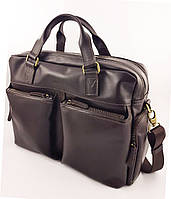 Большая мужская кожаная сумка для поездок  VATTO Mk84 Kaz400