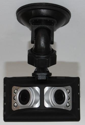 Відеореєстратор 2.7 Inch BL800 Car DVR with Dual Cameras 180 Degree Wide