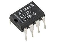 Источник опорного напряжения LT1021CCN8-5 DIP-8 10 шт., фото 1