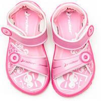 Детские сандалии Rider K2 Twist розовые