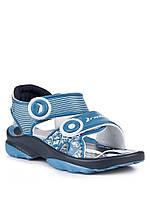 Детские сандалии Rider K2 Twist синие