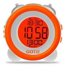 Часы электронные (будильник) GOTIE GBE-200P