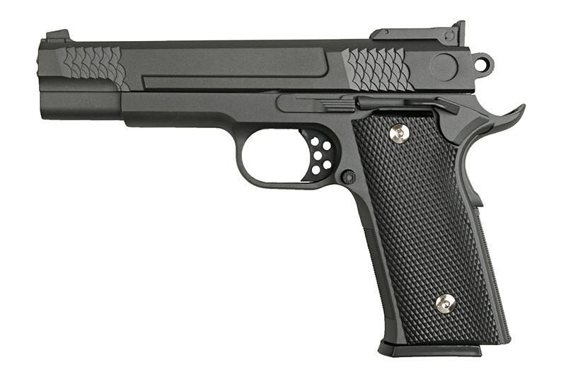 Replika pistoletu G20 - czarny [Galaxy] (для страйкбола)