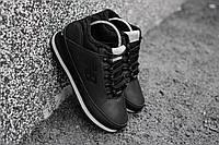 Мужские зимние New Balance 754 (black), мужские зимние ботинки new balance 754, черные зимние new balance 754, фото 1