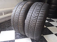 Шины бу 225/55/R18	Pirelli Scorpion Winter Зима 6,43мм 2015г