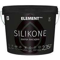 Фасадная краска Element Pro Silicone, 10 л