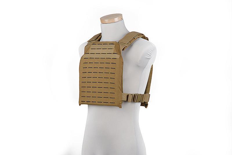 Тактический разгрузочный жилет Laser Cut Plate Carrier - tan [GFC Tactical] (для страйкбола)