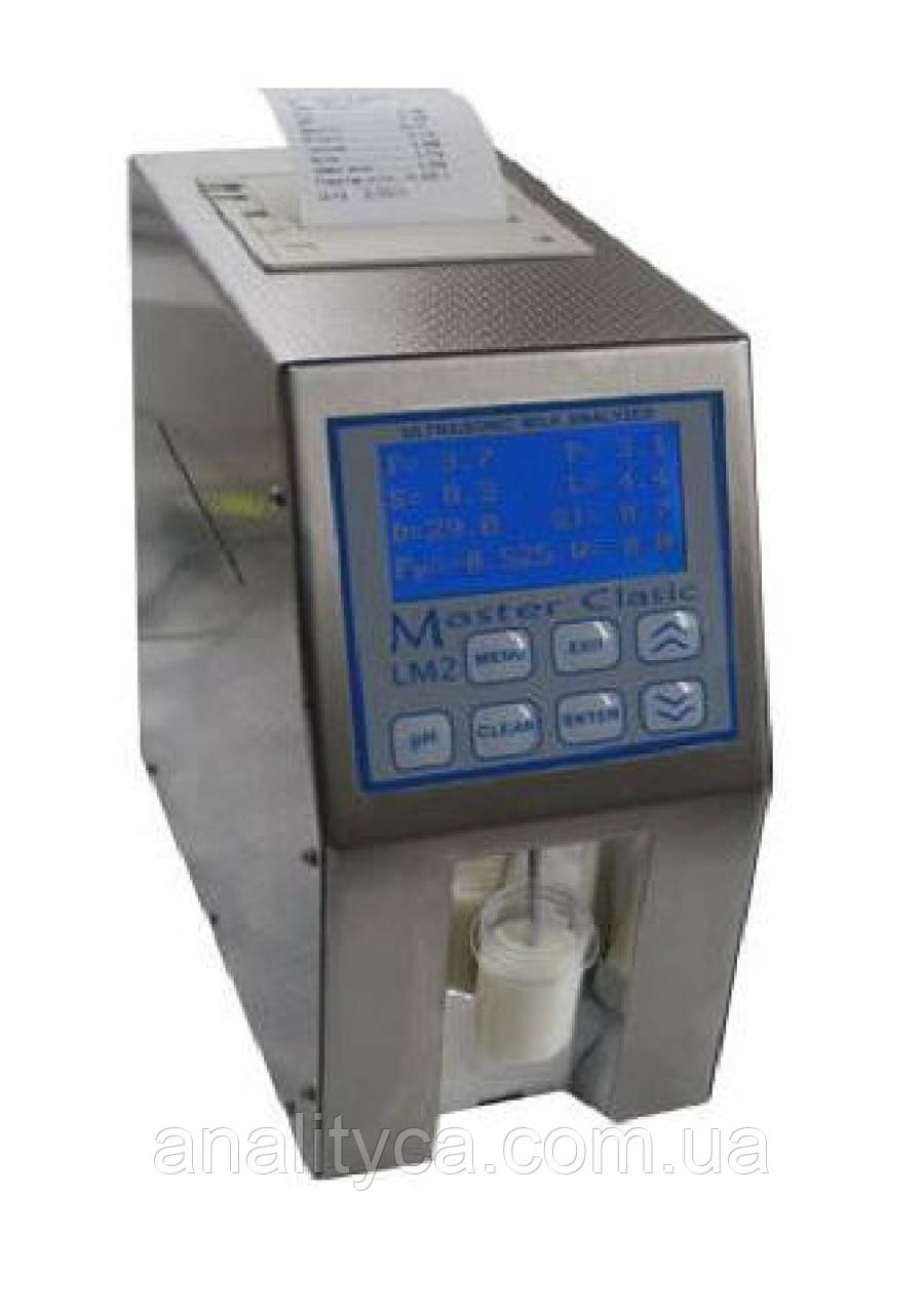 Анализатор качества молока Milkotester Master LM2-P1