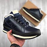 Мужские зимние New Balance 754 (dark blue), мужские зимние ботинки new balance 754,new balance 754, фото 3