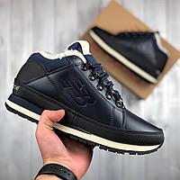 Мужские зимние New Balance 754 (dark blue), мужские зимние ботинки new balance 754,new balance 754, фото 1