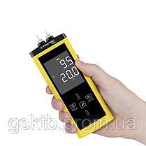 Влагомер древесины профессиональный с температурной компенсацией Trotec T510  (Германия), фото 2