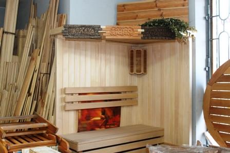 Обшивка деревянной вагонкой