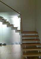 Лестница на двойном косоуре, фото 1
