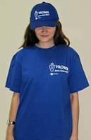 Печать на футболках и кепках, цветной промо текстиль