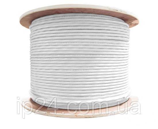 F 690 BV white бухта 305м кабель коаксиальный