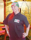 Печать на футболках и кепках, цветной промо текстиль , фото 5