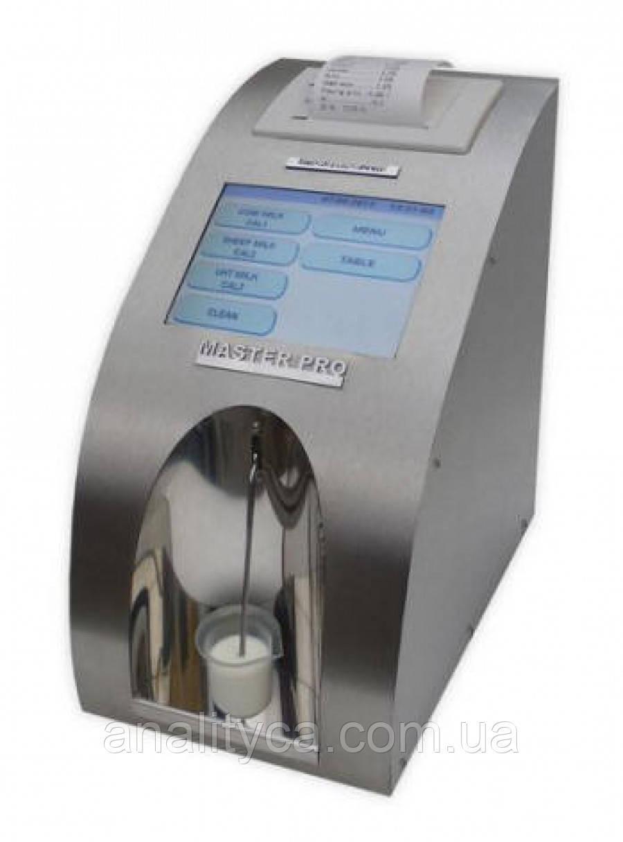 Анализатор качества молока Milkotester Master Pro Touch