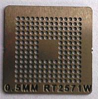 BGA трафарет 0,5mm RT2571W
