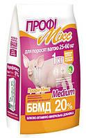 БВМД Профимикс медиум 20% для поросят 25-60кг, 10кг