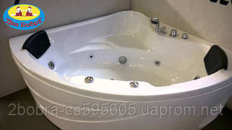 Ванна Угловаяь Appollo АТ-1515 1540*1540*690 мм.