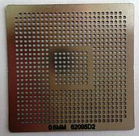 BGA трафарет 0,6mm 62095D2