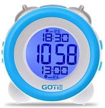 Часы электронные (будильник) GOTIE GBE-200N