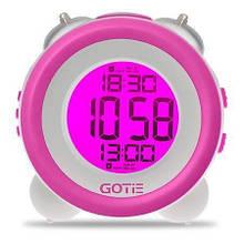 Часы электронные (будильник) GOTIE GBE-200R