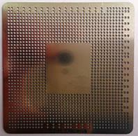 BGA трафарет 0,6mm CXD2981GB