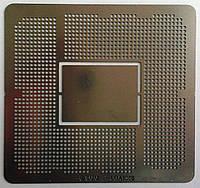 BGA трафарет 0,6mm LGA1366