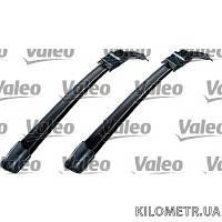 Щетки стеклоочистителя к-кт  Valeo Silencio X-Trm (vm310) 600/475 мм (574346)