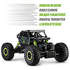 Машина Джип на радиоуправлении Кравлер Зеленый Toydaloo Remote 4WD Monster Crawler, фото 2