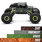 Машина Джип на радиоуправлении Кравлер Зеленый Toydaloo Remote 4WD Monster Crawler, фото 3