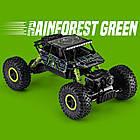 Машина Джип на радиоуправлении Кравлер Зеленый Toydaloo Remote 4WD Monster Crawler, фото 4
