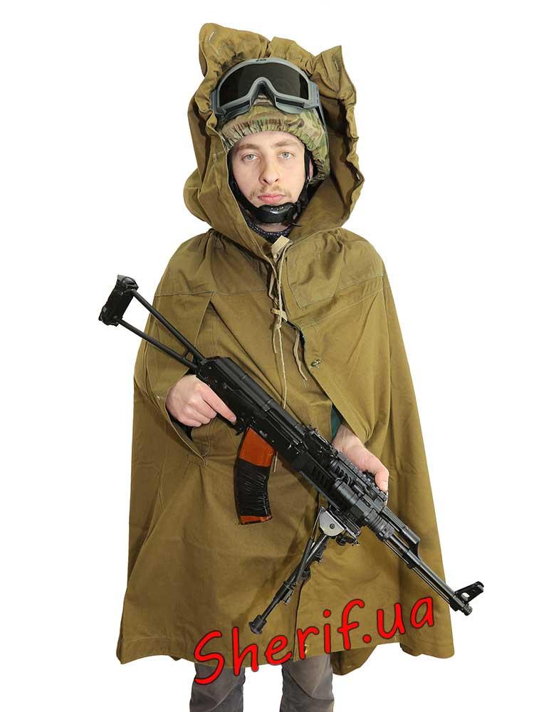 Плащ-палатка солдатская 3438