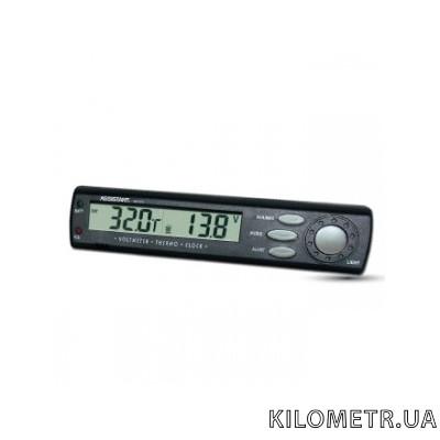 Многофункциональные часы Assistant AH-1315, Жк дисплей, температура, подсветка, вольтметр