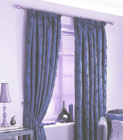 Палитра ткацких красок – жаккард для ваших окон.