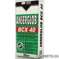 Клей для пенопласта  ANSERGLOB- 40  25кг