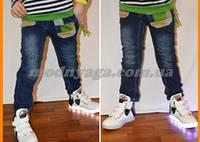Джинсы модные для мальчиков