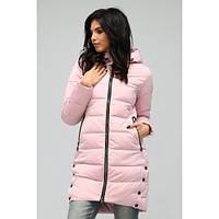 Зимняя куртка 506 Пудра, фото 1