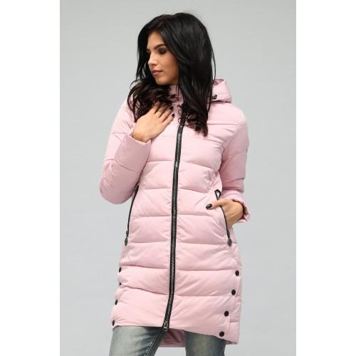 Зимняя куртка 506 Пудра