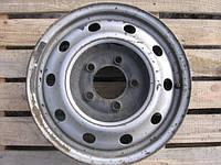 Диск стальной R16 б/у Renault Master Opel Movano Nissan Interstar 1998-2010 7700314672