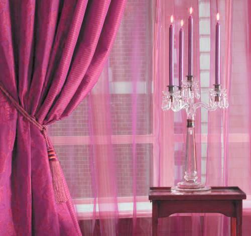 Купить шторы в Киеве. Изысканная легкость и современный взгляд на интерьер окон – органза.