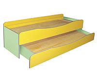 Кровать детская 2-ярусная (0834)