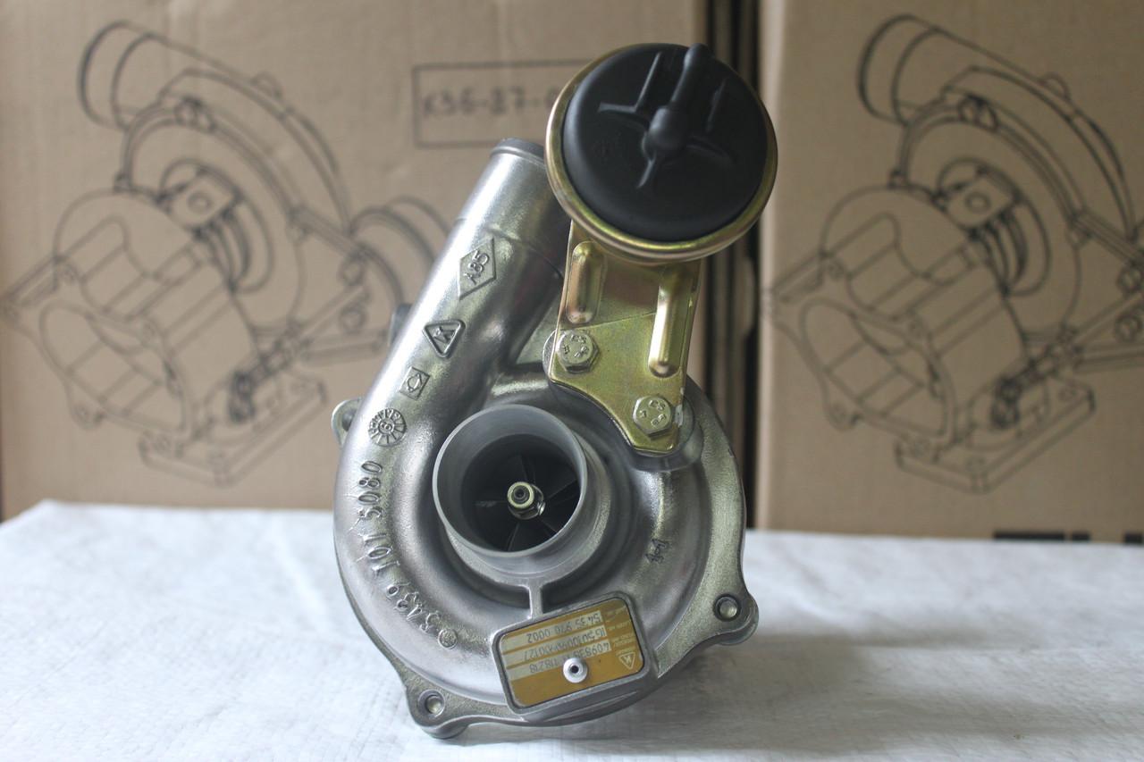 Турбина Renault Kangoo 1.5 dci