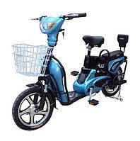 Электровелосипед SkyBike ELF_350W-48V электровелосипеды в Украине НОВИНКА
