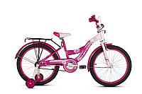 """Велосипед Ardis Fashion Girl BMX 16"""". Детский велосипед для девочки розовый, фото 1"""