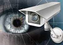 Системи безпеки, відеоспостереження, управління доступом