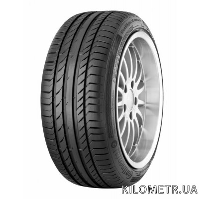 Continental ContiSportContact 5  245/50 R18 100W MO FR
