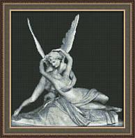 Набор для вышивки крестиком Амур и Психея Ю 0101